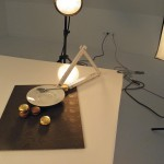 Making of - Fotoshooting tafel-gold